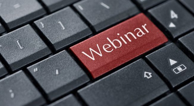 webinars for tax pros