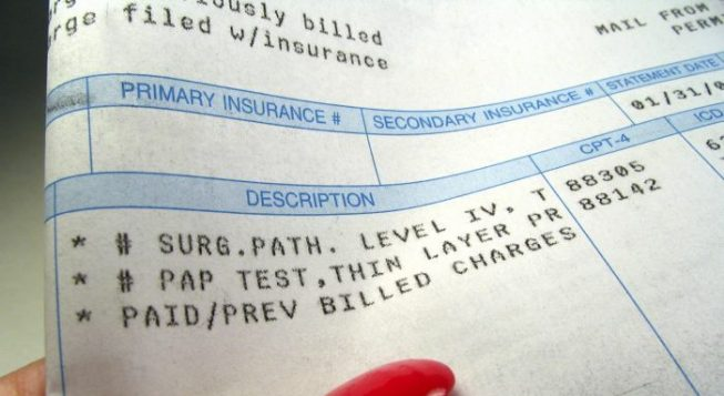 Doctor bill