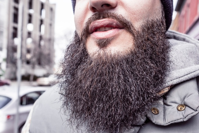 3 Beard