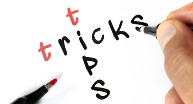 Tax preparation tips and tricks