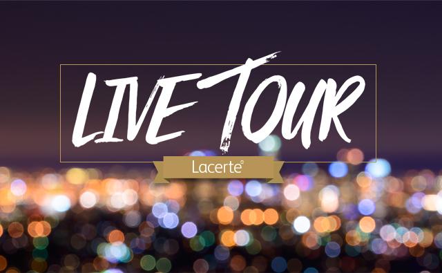 Lacerte Live Tour Image