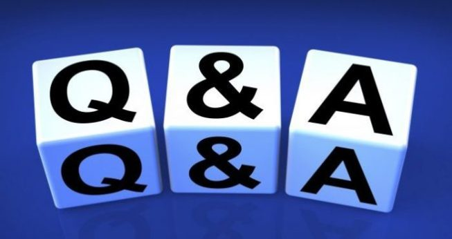 Q&A Blocks Referring to Questions and Answers