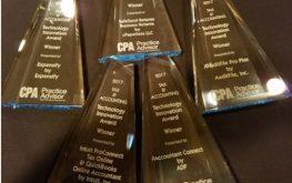 CPA Practice Advisor awards