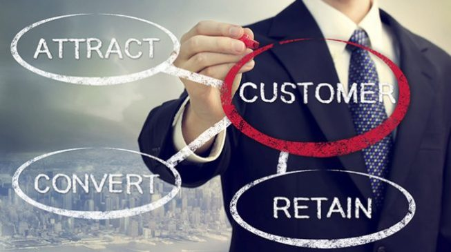 Customer-centric tax practice