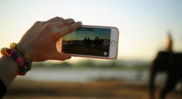 using a smartphone for video tax training